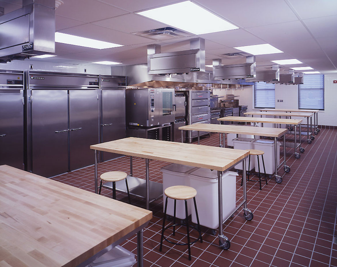 Art Institute Of Pittsburgh Culinary School Kitchen