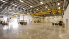 Baker Hughes New Stanton Warehouse PreEngineered Massery Photography Inc..