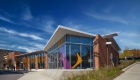 Carnegie Library Hill District Exterior LEED Certified Project