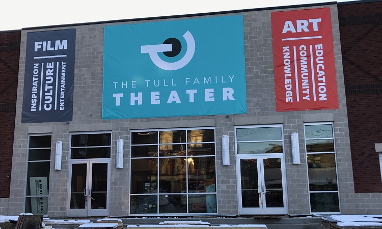 Village Theater_outside